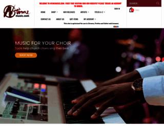 ntimemusic.com screenshot