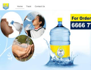 ntlpure.com screenshot