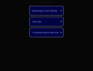 ntltaxi.com screenshot