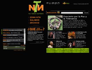 ntn.com.uy screenshot