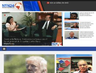 ntn24.us screenshot