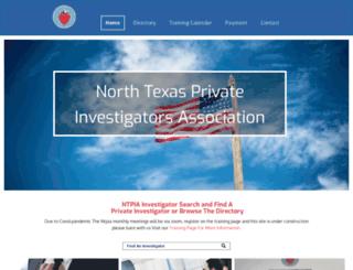 ntpia.org screenshot