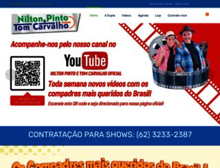 ntproducoes.com.br screenshot