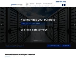 ntq.com.au screenshot