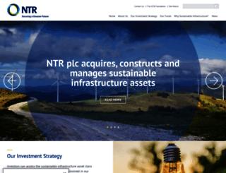ntrplc.com screenshot