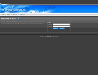 nts-us.com screenshot
