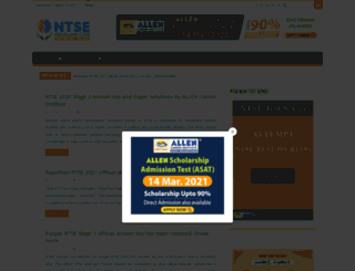 ntsehelpline.com screenshot