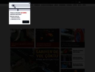 ntv.com.tr screenshot