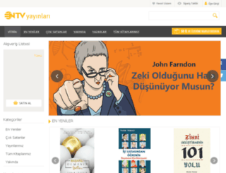 ntvyayinlari.com screenshot