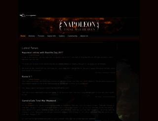 ntw.heavengames.com screenshot