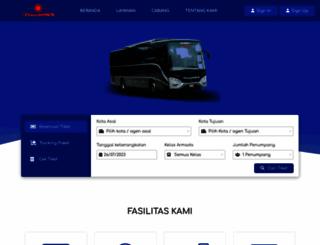 nu3tara.com screenshot