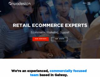 nuadesign.com screenshot