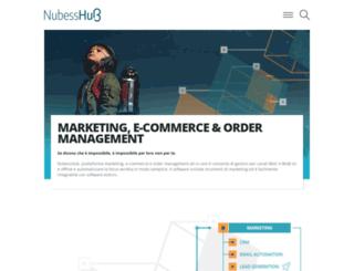 nubesshub.com screenshot