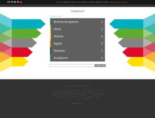 nubienv.fr screenshot