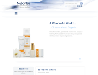 nubonau.com screenshot