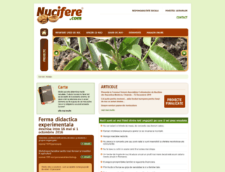 nucifere.com screenshot