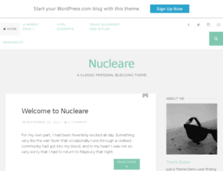 nuclearedemo.wordpress.com screenshot