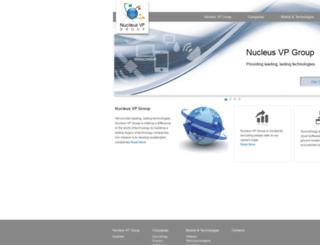 nucleusvp.com screenshot