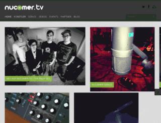 nucomer.tv screenshot