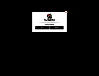 nueplex.com screenshot