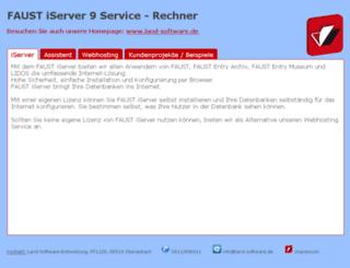 nuernberg.iserver-online.de screenshot