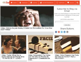 nuevaeraviral.com screenshot