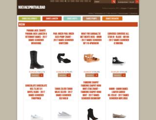 nuevaespiritualidad.org screenshot