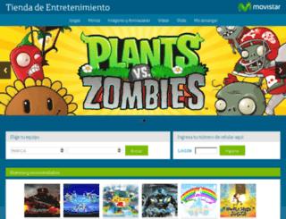 nuevochat.terra.com.pe screenshot