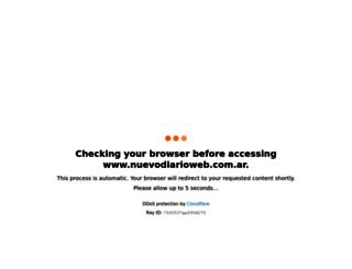 nuevodiarioweb.com.ar screenshot