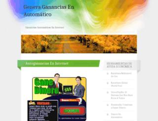 nuevosobjetivos.wordpress.com screenshot