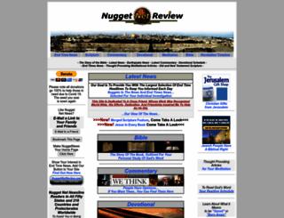 nuggetnetreview.com screenshot