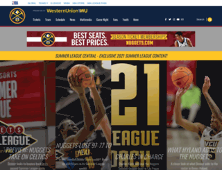 nuggets.com screenshot