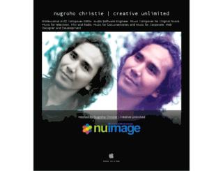nugroho.co.id screenshot