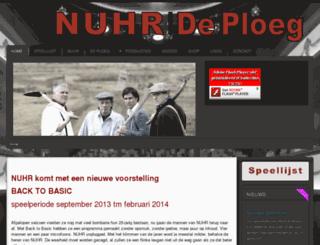nuhrdercourant.nl screenshot
