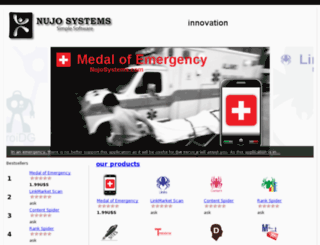 nujosystems.com.ar screenshot