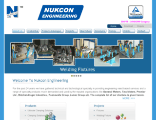 nukcon.com screenshot