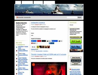 nukegingrich.wordpress.com screenshot