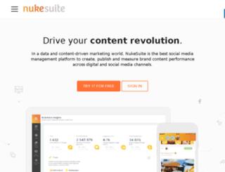 nukesuite.com screenshot