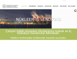 nukleeris.org screenshot