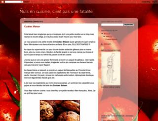 nulencuisine.blogspot.fr screenshot