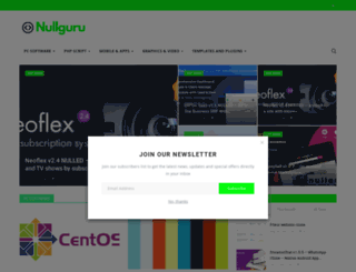 nullguru.com screenshot