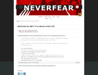 nullnetwork.net screenshot
