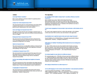 nullskull.com screenshot