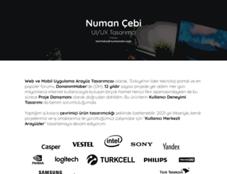 numancebi.com screenshot