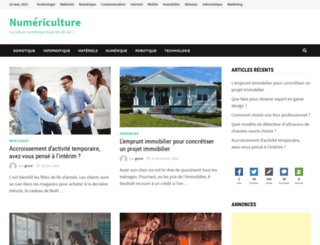 numericulture.org screenshot