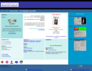 numiesco.planetaclix.pt screenshot