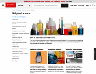 nuncbrand.com screenshot