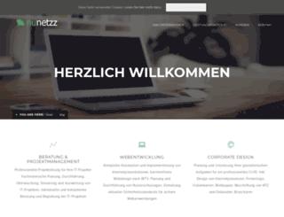 nunetzz.de screenshot