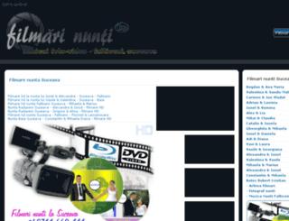 nunta-suceava.radaseni.info.ro screenshot