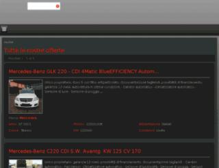 nuovauto.net screenshot